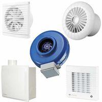 Ventilatoare, radiatoare, recuperatoare de caldura, termostate si accesorii