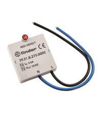 Dispozitiv de protectie la supratensiune pentru protejarea lampilor LED, Finder