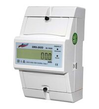 Contoar de energie electrica monofazat cu masurare directa, digital, 10-100A, Adeleq